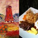 【沪】味蕾与视觉的舞蹈——艾露法餐厅艺术菜单