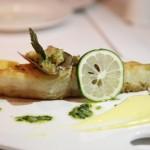 【沪】艾露法国餐厅——颠覆传统品尝艺术