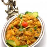 【美味美图】看看印度人怎么吃咖喱