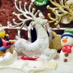 【沪】冰雪圣诞夜:点灯大餐加抽奖
