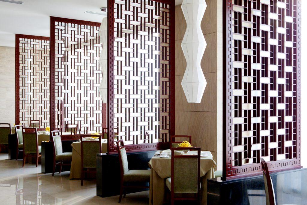 北京首都机场朗豪酒店 明阁中餐厅 2