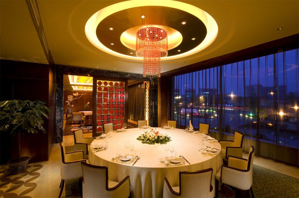 鑫江海港中餐厅包房