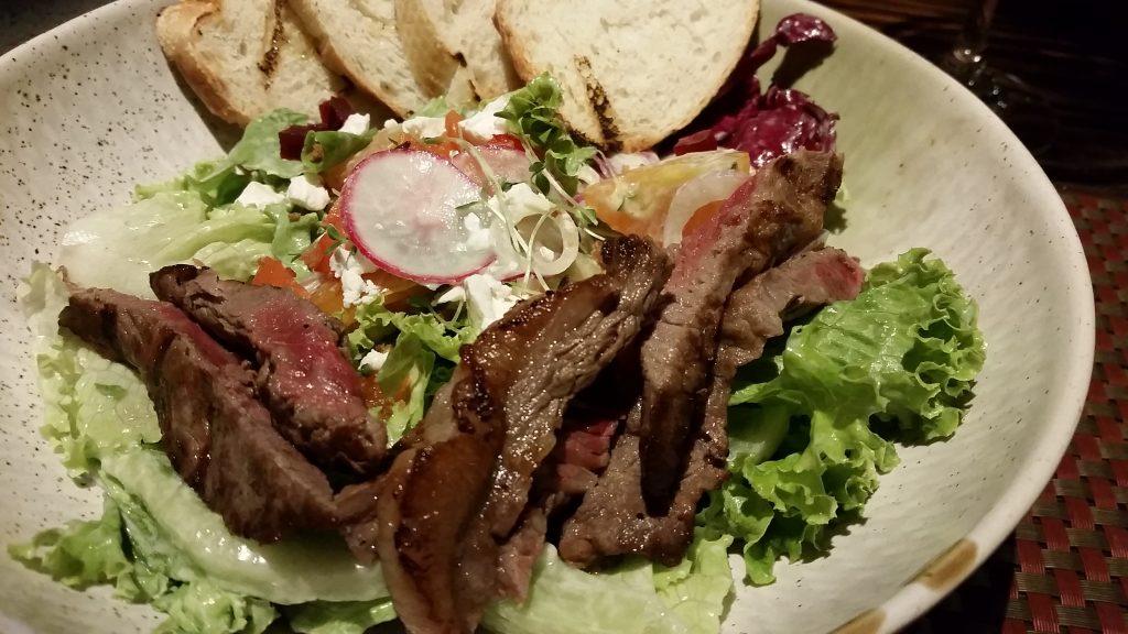 Stockholm-Beef Salad