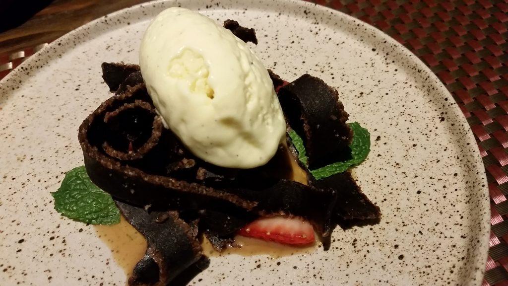 Stockholm-brownie