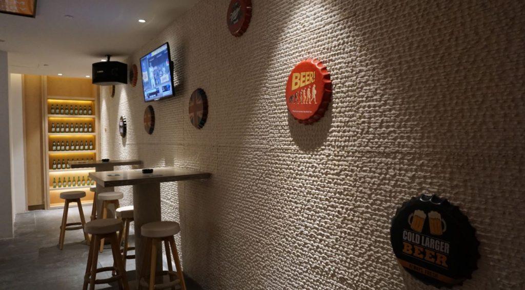 Jiu Bar 墙面