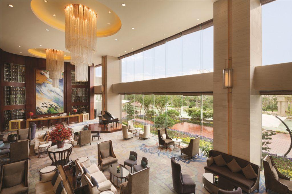 Wyndham Grand Qingdao - Garden View Lounge - 1137173