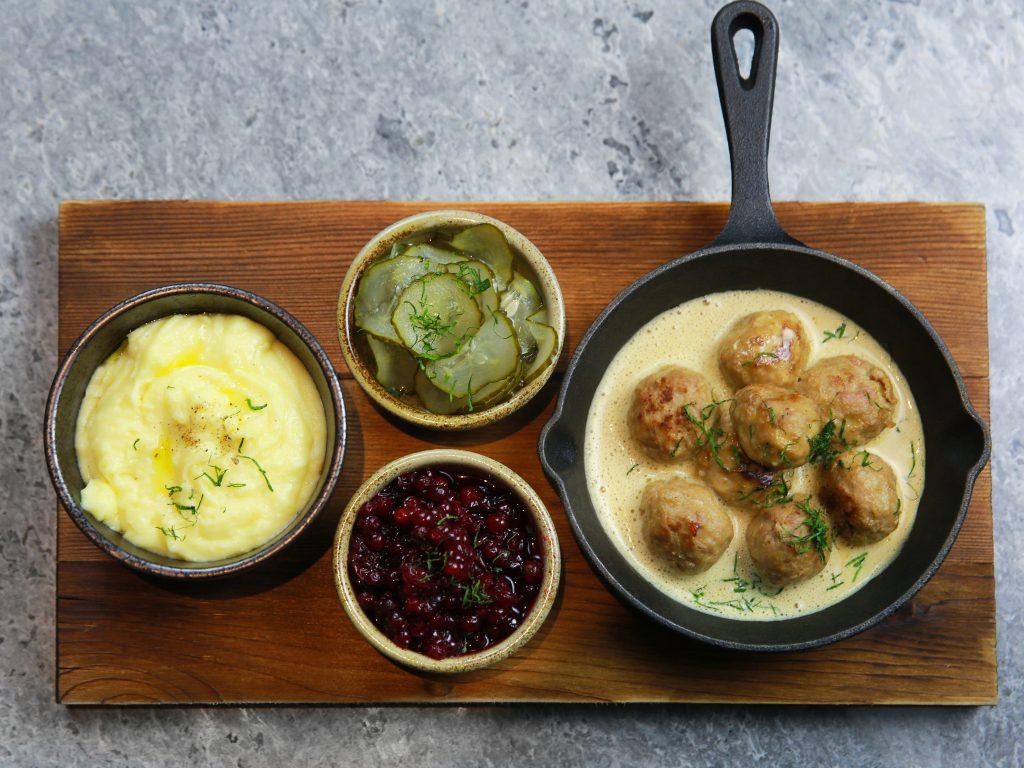 Stockholm-meat balls