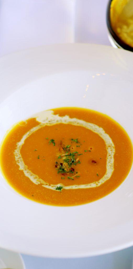 番茄奶油龙虾汤