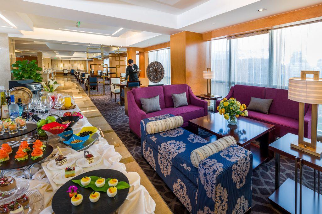 行政酒廊 Executive Lounge