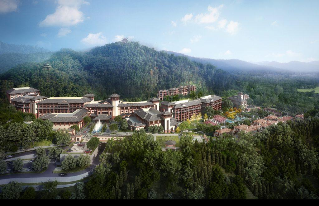 北京海湾半山酒店