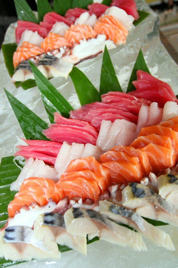 日式三文鱼