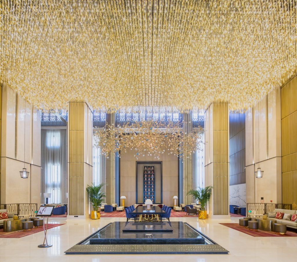 酒店大堂 (1)