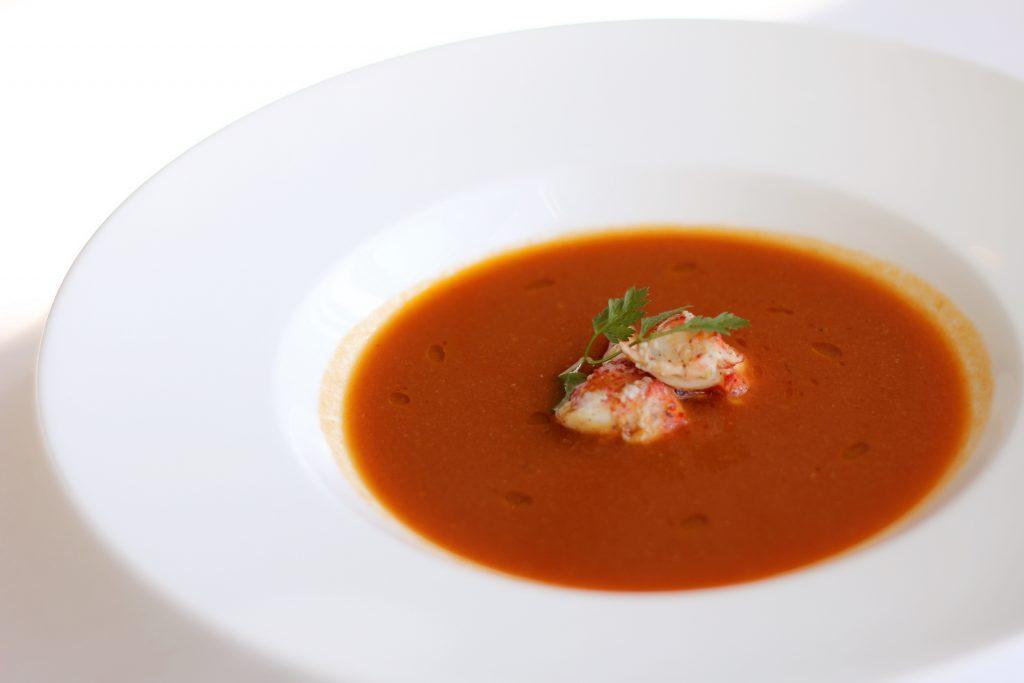 Lobster bisque传统龙虾浓汤