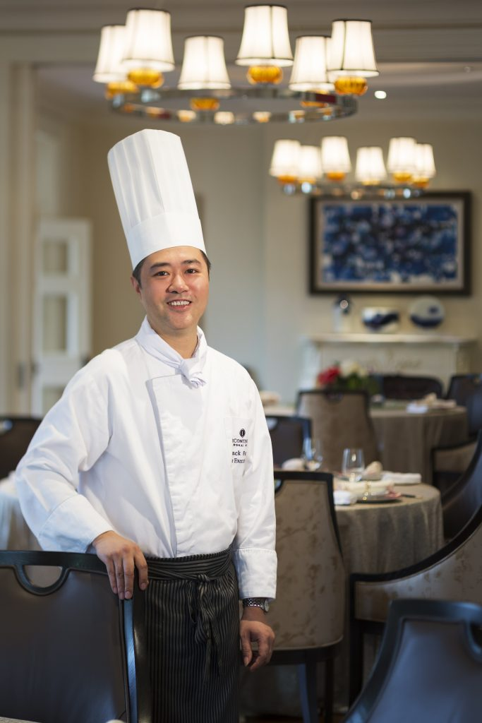 中餐行政总厨范达祥先生