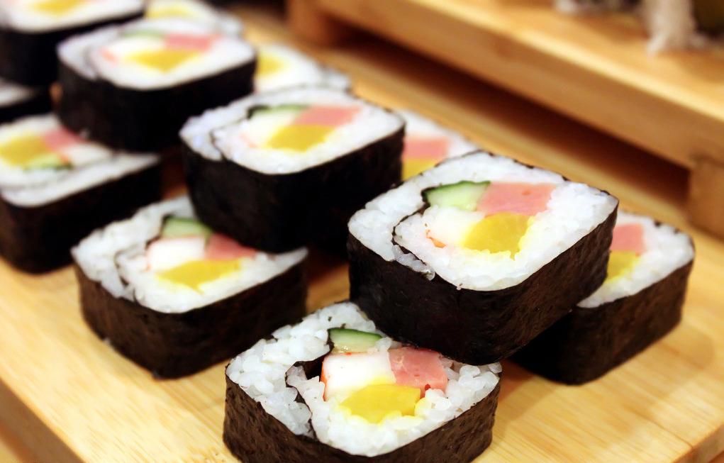 萌萌寿司卷