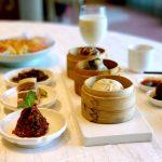 南京|这么绝摆的淮扬点心宴,竟然藏在百家湖的五星酒店里!