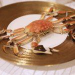 上海|正是吃蟹好季节,七道式蟹宴尝遍美味