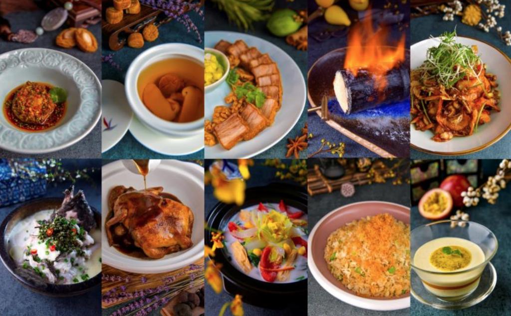 """上海丨""""酸甜苦辣咸,鲜香麻酥脆""""——彩丰楼推出""""彩丰十味""""菜单"""