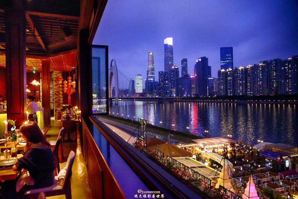 广州丨FUEL露台江景法餐·据说这里的求婚成功率很高哦
