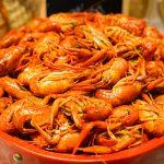 上海丨扬子江万丽大酒店BLD Café:5种口味小龙虾畅吃