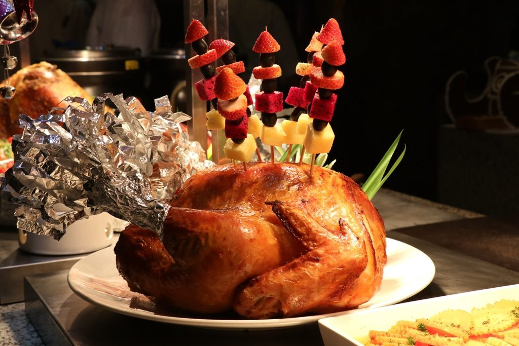 北京丨圣诞季北辰五洲皇冠国际酒店推出圣诞晚宴