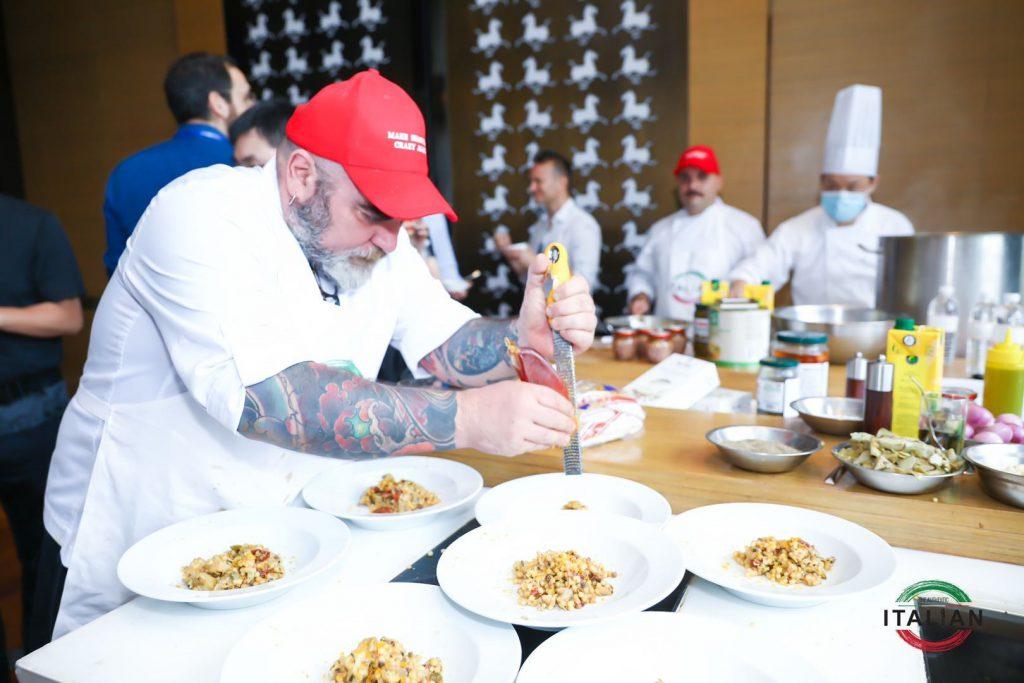 带你品味正宗的意大利餐桌,快跟我出发吧!