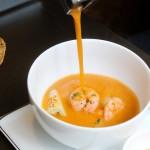 【沪】文华东方58º扒房:纽约风的法式餐