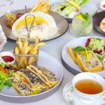 上海 | 衡山路十二号华邑酒店鲜艳西餐厅全新开业
