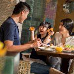上海 | 世博洲际酒店咖啡厅1188邀您乐享家庭日早午餐