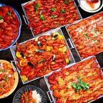 上海 | 环球港凯悦酒店小龙虾主题海鲜自助